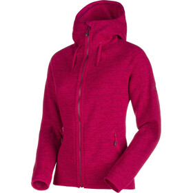 Mammut Arctic ML Midlayer Dames roze/rood